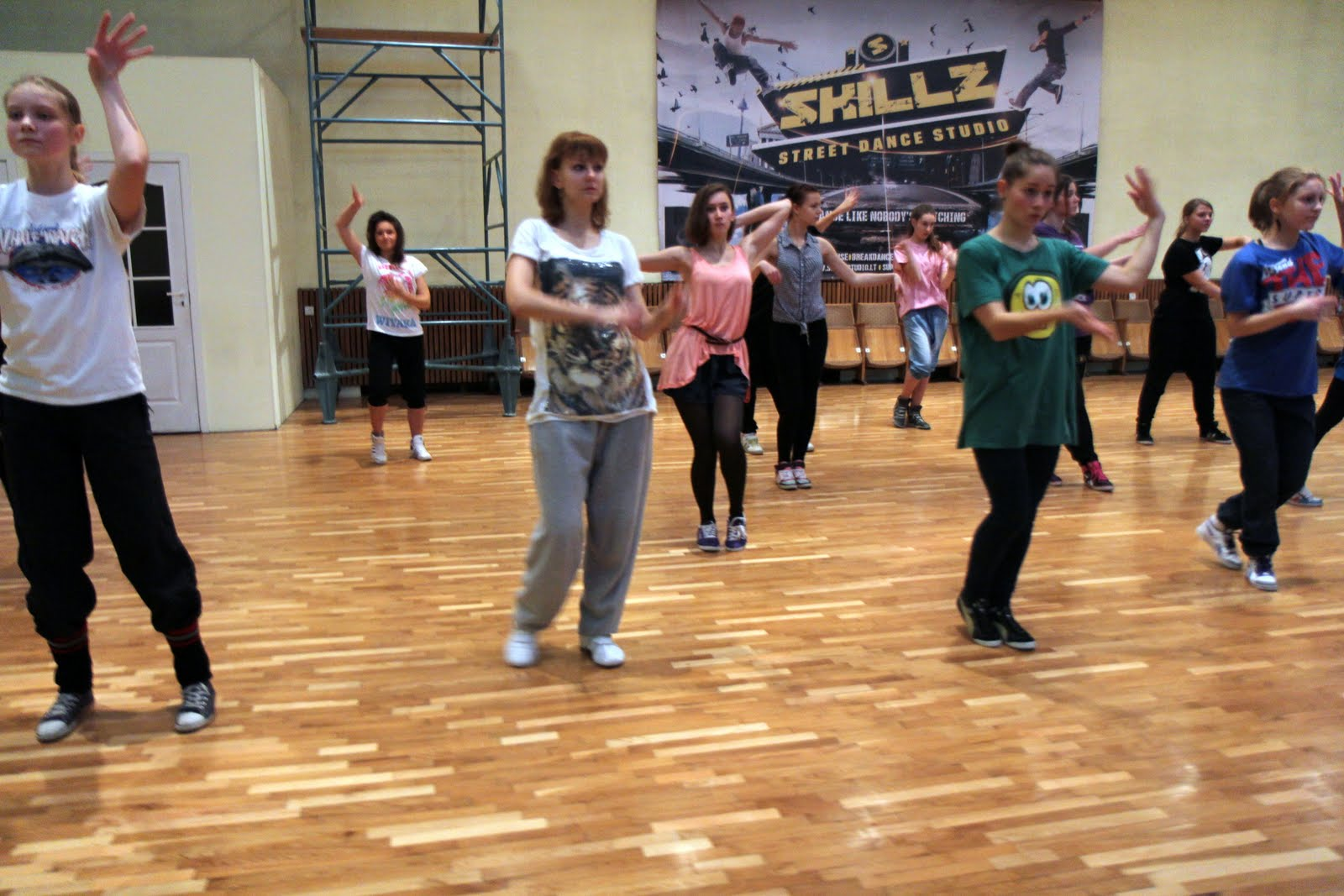 Waacking workshop with Nastya (LV) - IMG_2066.JPG