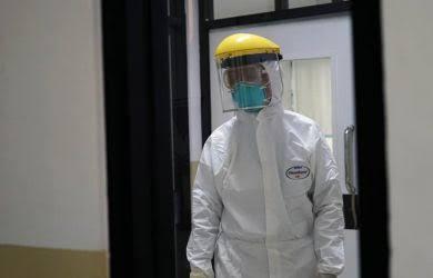 RS Hasan Sadikin Bandung Isolasi WN China Suspect Virus Corona