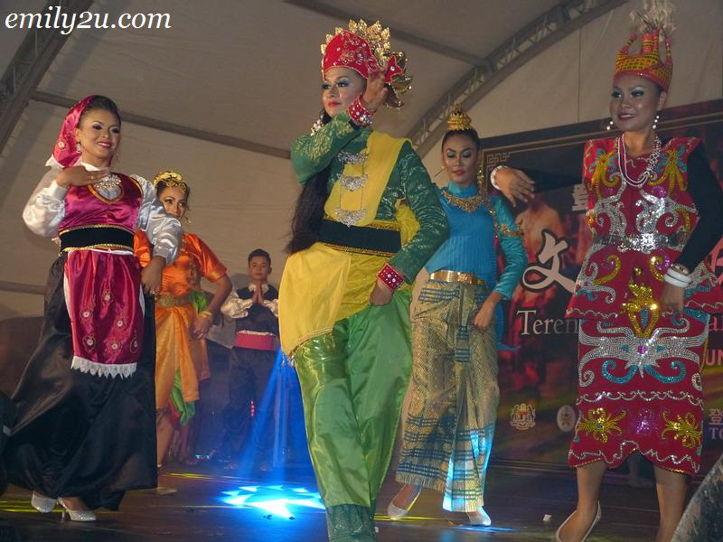 official launch of Terengganu Peranakan Festival