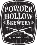 Logo for Powder Hollow Brewery