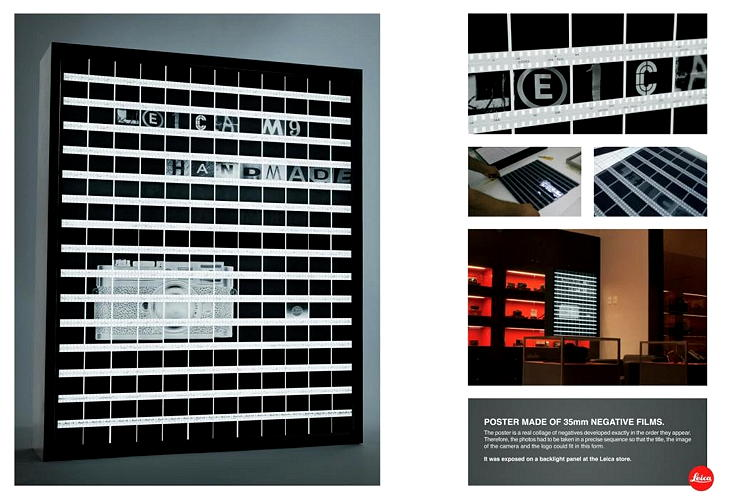 Backlight Panels For Leica