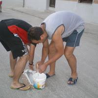 PINTADA FLECHAS SAN ROCADA 2010  MACOTERA AGOSTO