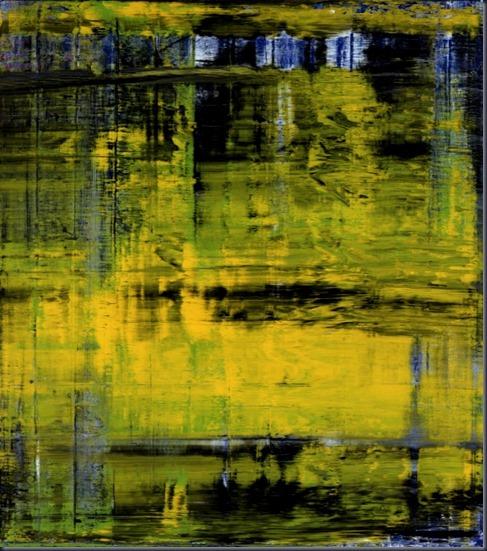 Gerhard Richter Abstraktes Bild, 1994