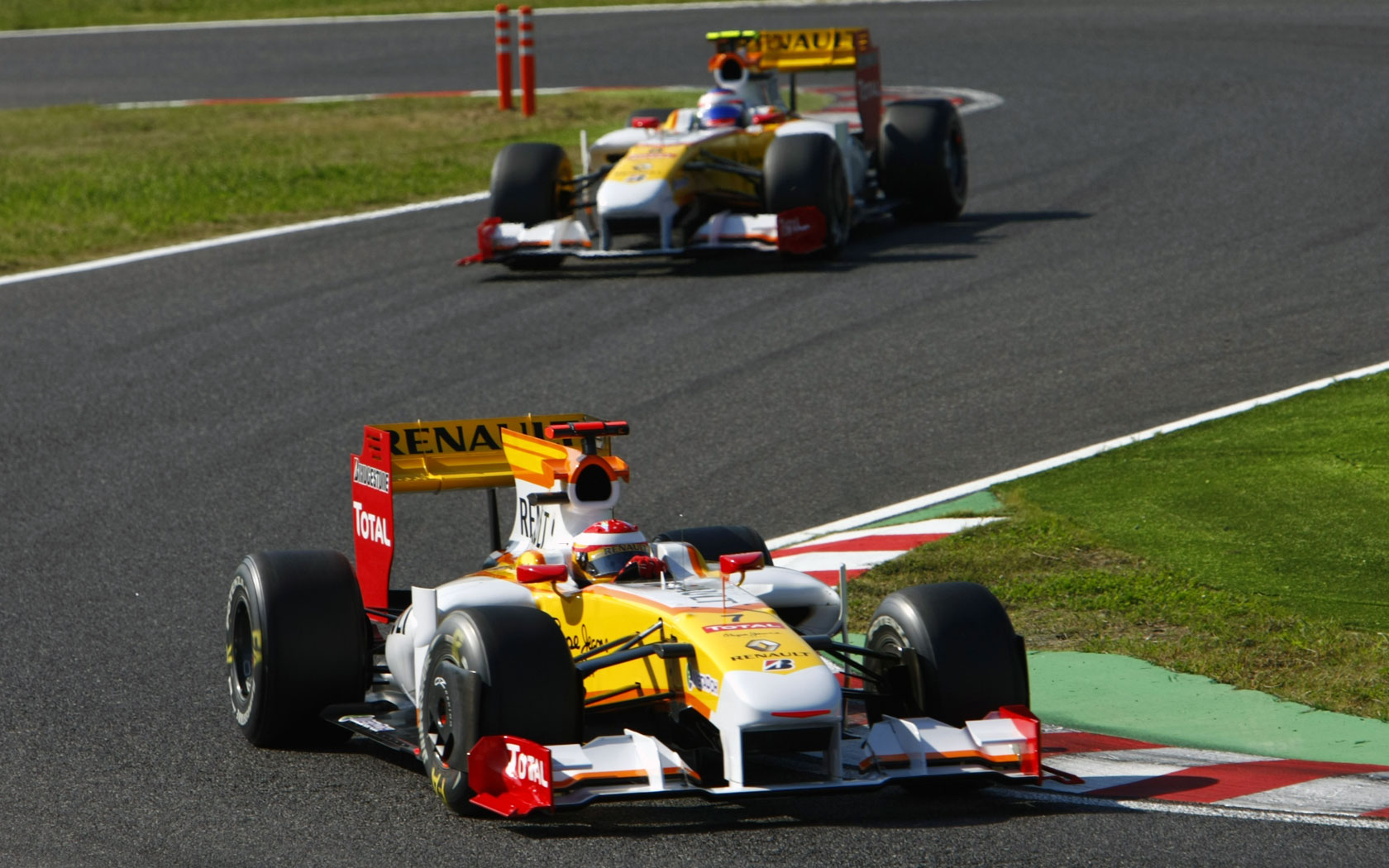 HD Wallpapers 2009 Formula 1 Grand Prix of Japan