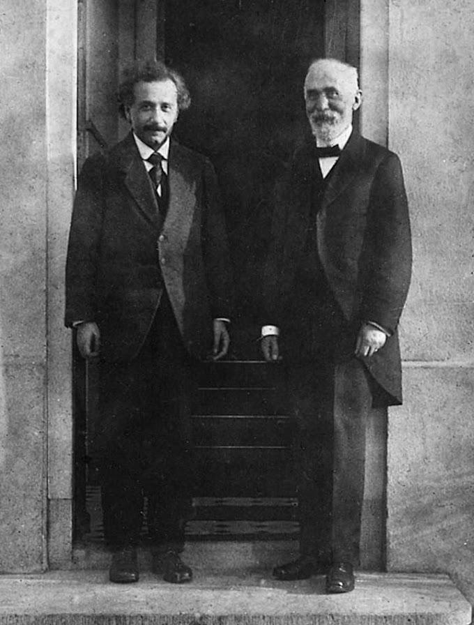 Albert Einstein e a Teoria da Relatividade Restrita: a coragem de um físico