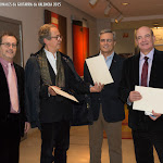 118: Ruiz Del Puerto, Wolfgang Weigel, José Botella de Guitarras Alhambra y Giovanni Grano.