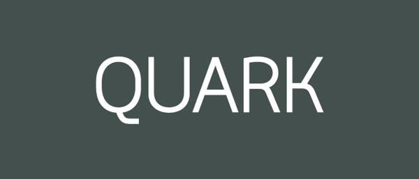 Quark Free Fonts