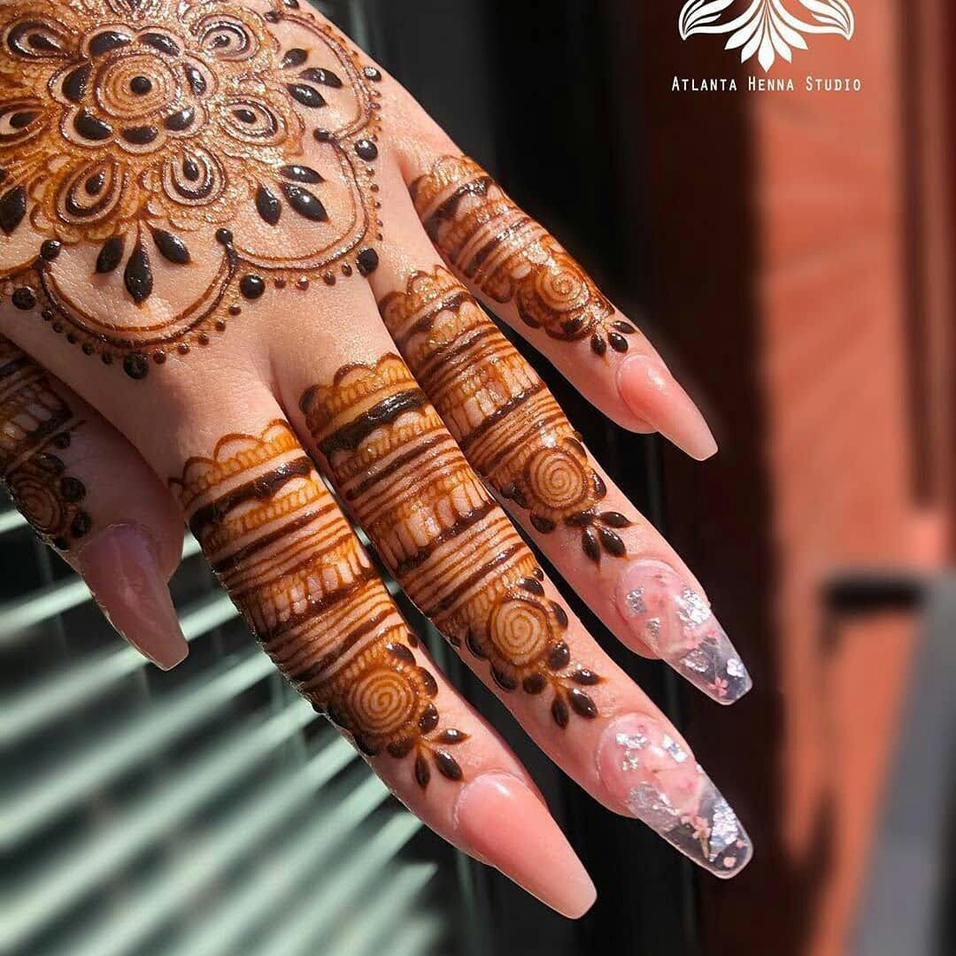 Stunning and Easy Eid Mehndi Designs for Hands and Feets - Make Your Bari Eid Awesome