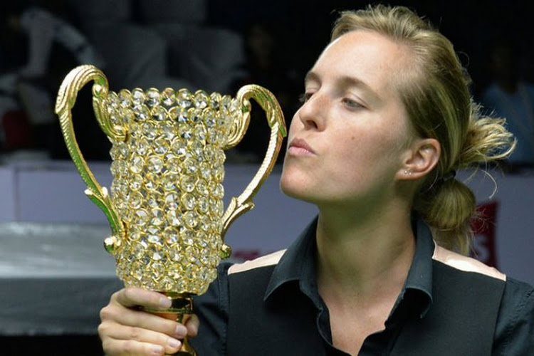 Wendy Jans décroche un 11e titre européen en snooker