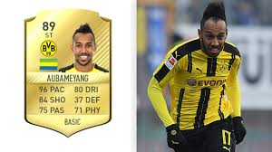 FIFA 18 ratings: Aubameyang and the top 20 players with highest Pace