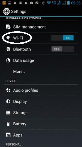 Hướng dẫn đổi DNS cho điện thoại Android - Hình minh họa 2