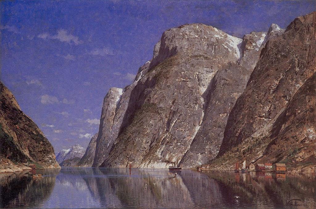 Adelsteen Normann - The Steamship