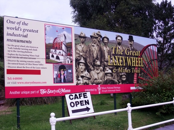 Laxey sign