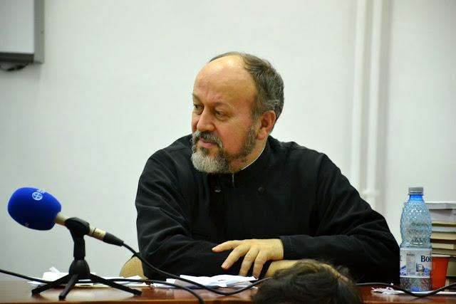 Pr. Constantin Necula despre tineri, FTOUB 172