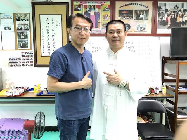 2021/04/22  ◎萬真師父~元氣門台北分會義診調氣養生保健(五十五)◎