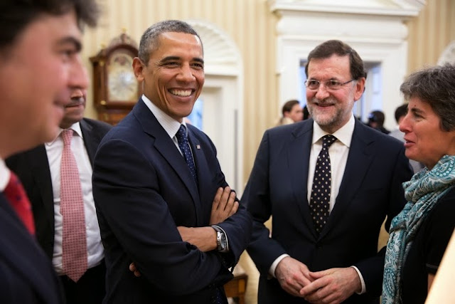 Spain's premier 'satisfied' with Obama's answers about NSA eavesdropping