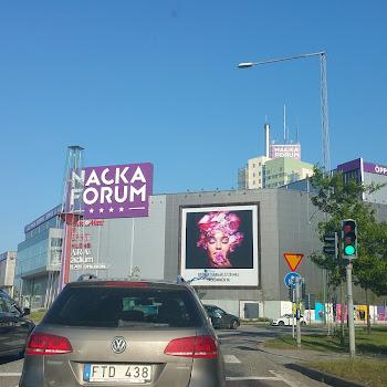 Nacka Forum 889