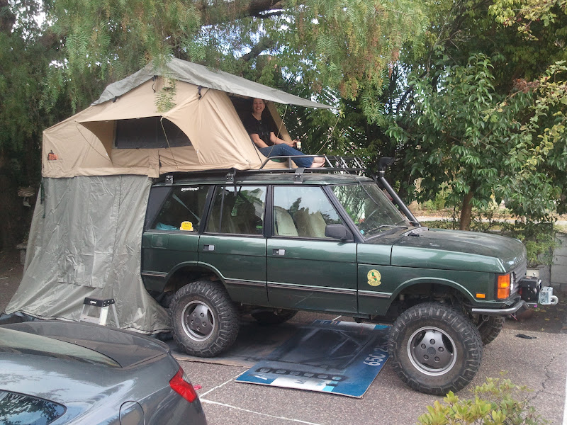 just mounted & How Tepui Tents saved our trip - Expedition Portal