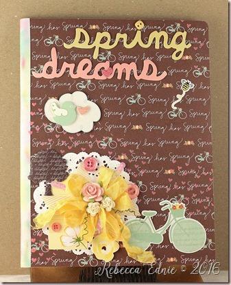spring dreams journal