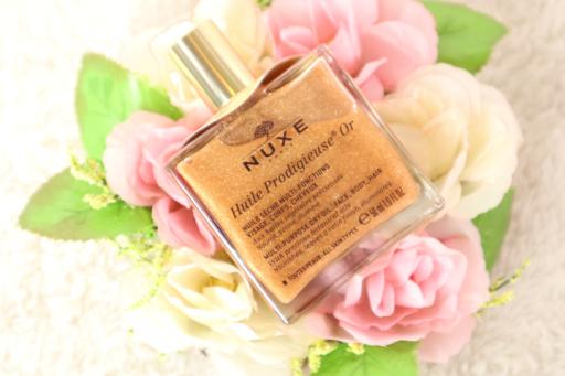 NUXE 多效亮膚乾爽護理晶油 ~多功能護膚油 ~ 天然滋潤全身每一寸部位 ...