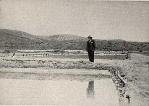 Las salinas en 1946 (IGME)