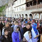 Недјеља Слијепога, Горњи манастир 25. мај 2014. године