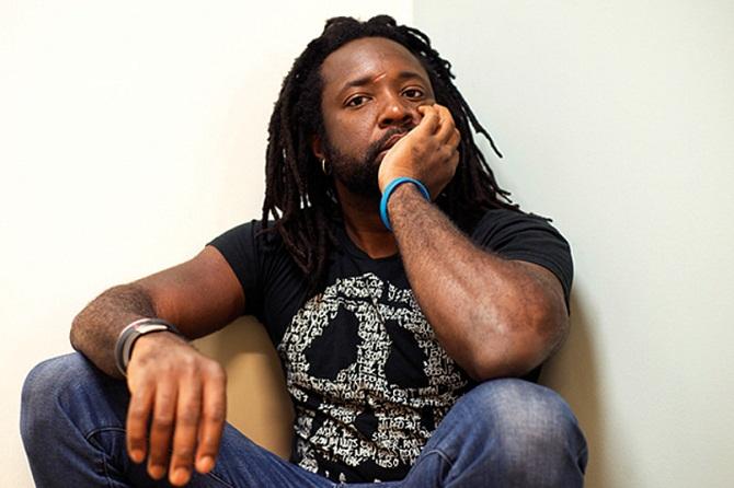 A 2015-ös Man Booker-díjas író: a jamaicai születésű Marlon James