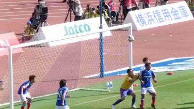 2014 J1 第13節 横浜F・マリノス vs サガン鳥栖