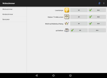 shc SmartHome Control screenshot 5