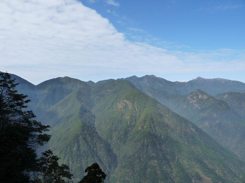 Au sommet de la montagne WUHI