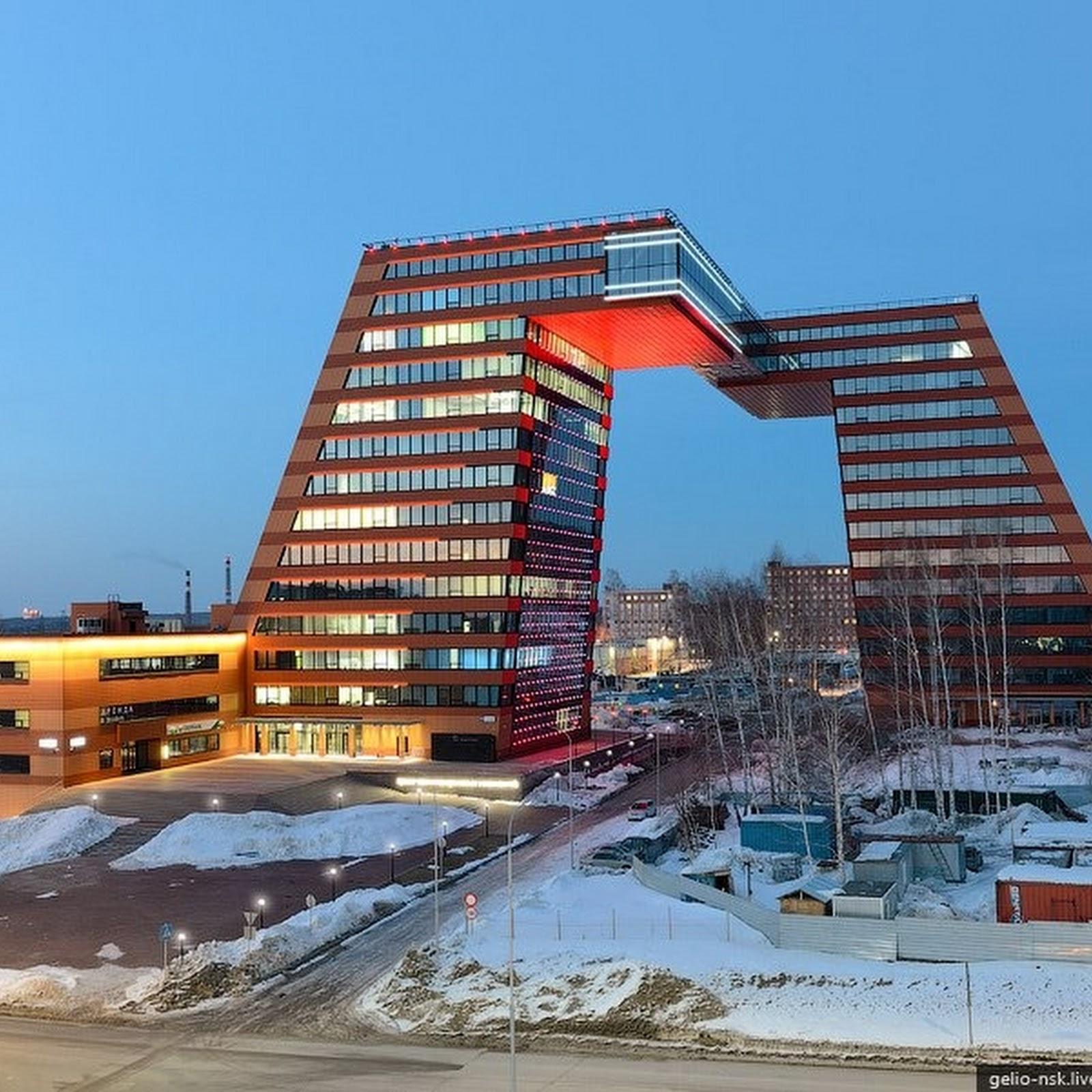 Akademgorodok: Siberia's Silicon Valley