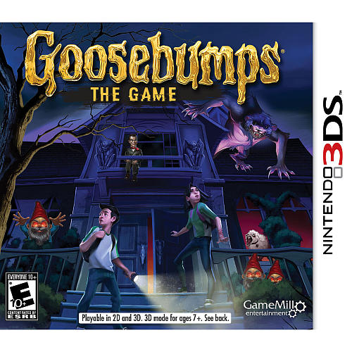 [GAMES] Goosebumps The Game (3DS/EUR)