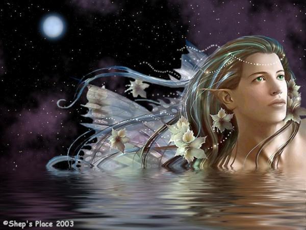 Heavenly Pixy Face, Fairies 3