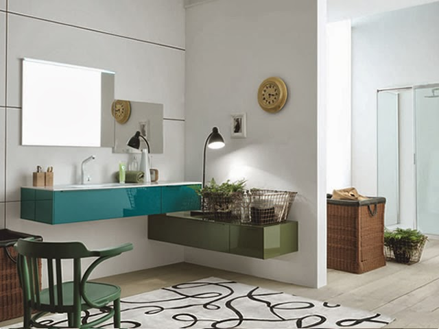Arredo bagno mobili da bagno a bergamo e provincia - Mobili da sala ad angolo ...