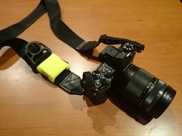 Ninja-Camera-Strap