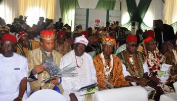 Enjoy your spoils, Auchi Traditional Council replies Akoko-Edo monarchs
