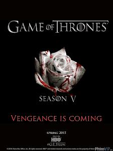 Trò Chơi Vương Quyền 5 - Game Of Thrones Season 5 poster