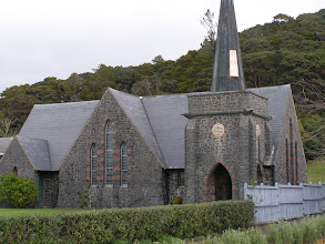 Photo: Paihia the bay of Islands The Anglican Church