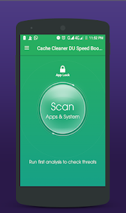 DU Cache Cleaner- Speed Booster (cleaner &booster) apk download 2