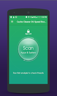 Du Cache Cleaner Speed Booster Cleaner Booster Apps On Google Play