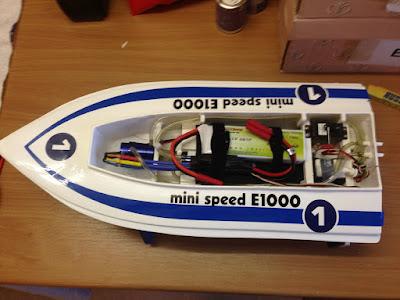 mini Speed E1000 - RC-Modellbauseite von Markus Meier