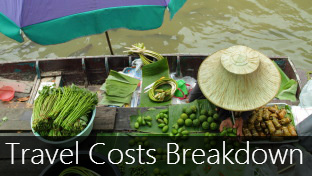 Travel Costs - South East Asia Backpacking