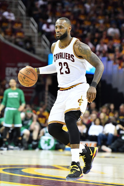 James Debuts 38th Nike LeBron 14 Colorway in ECF Game 3 Loss