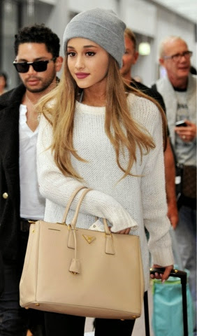 How To Chic Ariana Grande Street Style