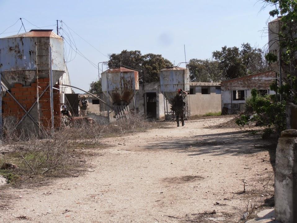 EL SANTUARIO. Fotos de la partida. 13-04-14 P4130122