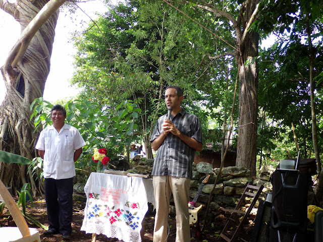 Anniversary of the Mission in Ochil - GEDC0226.JPG