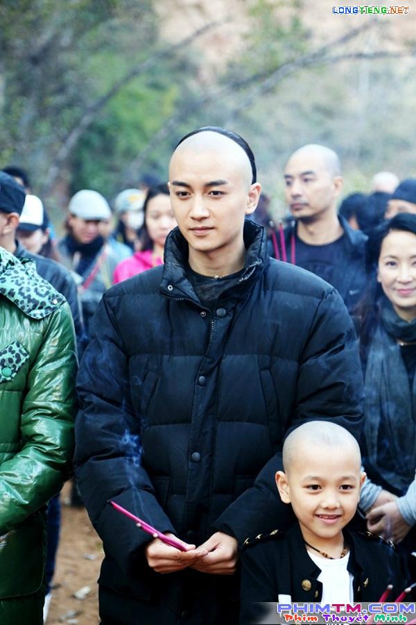 """Không còn là """"Dư Hoài"""" ngây thơ, Lưu Hạo Nhiên trầm mặc trong phim mới - Ảnh 11."""