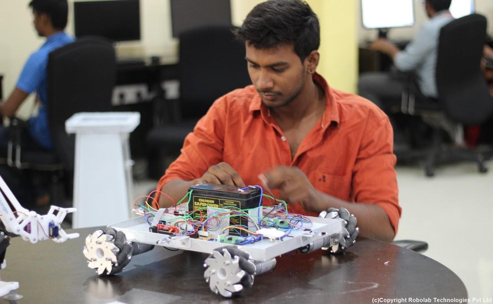 Marri Laxman Reddy Institute of Technology, Hyderabad Robolab (22).jpg