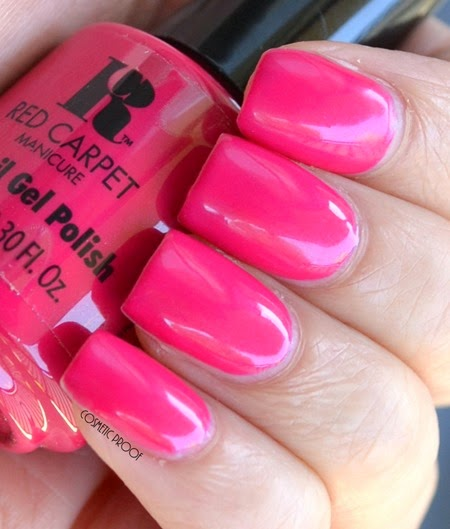 Red Carpet Manicure - Well, Aren't We Lovely Swatch Review (2)