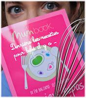 recettes bébé livre mum book
